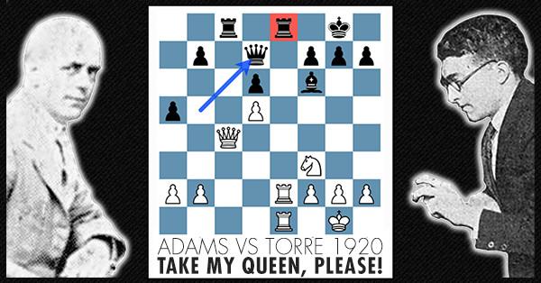 Grandmaster Mac Adams Vs Torre