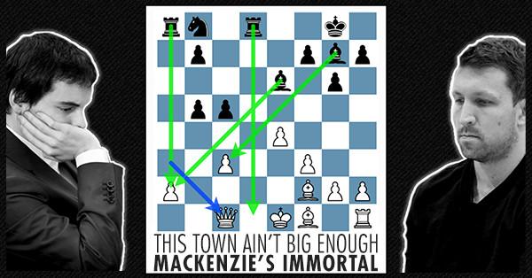 Grandmaster Mac S Immortal