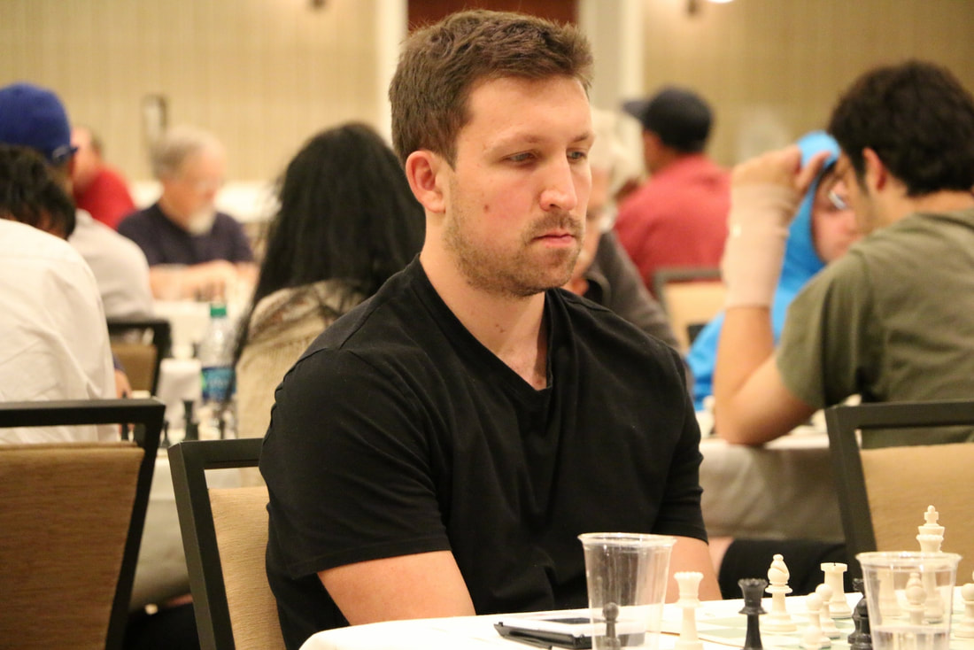 Mackenzie Molner Grandmaster Chess Lessons
