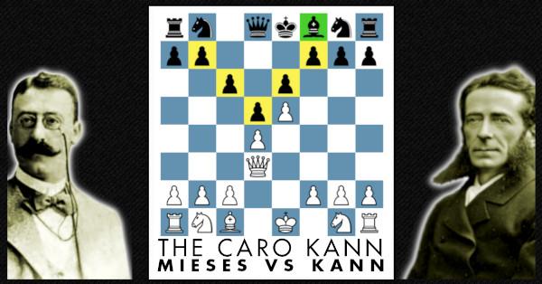 Caro-kann-mieses-kann Online Chess Course
