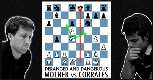 Molner Vs Corrales New Jersey Open 2018