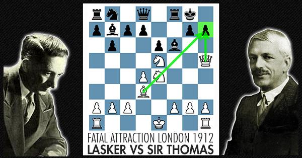 Tasker Vs Thomas Online Chess Course