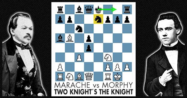 The Evans Gambit Napoleon Marache Paul Morphy Online Chess Course
