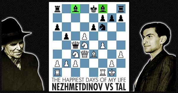 Nezhmeditnov Vs Tal Online Chess Course