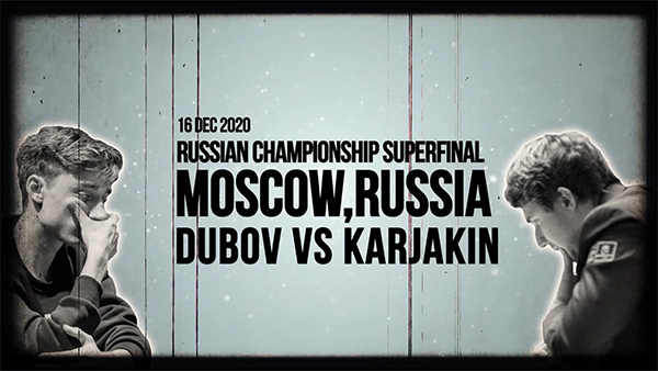 Game Of The Year Dubov Vs Karjakin Online Course