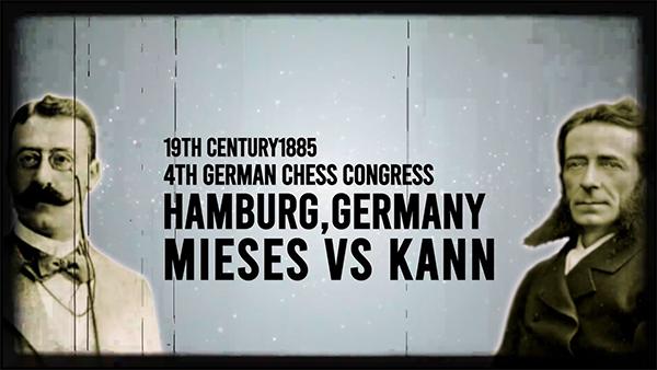Caro Kann Mieses Vs Kann Free Chess Lesson