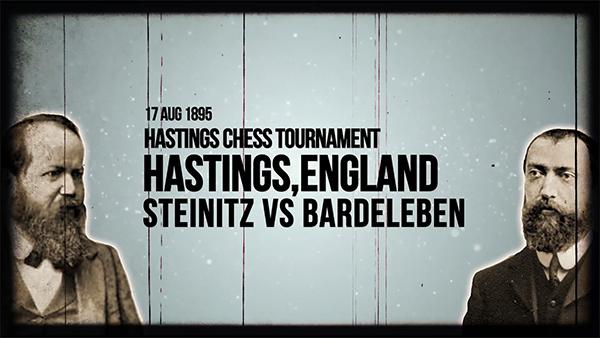 Steinitz Von Bardeleben Online Chess Course