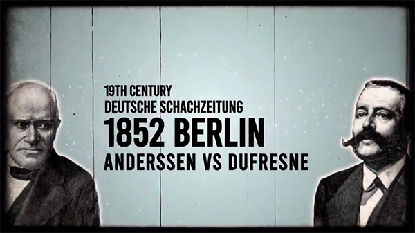 The Evergreen Game Anderssen Vs Dufresne Online Chess Course