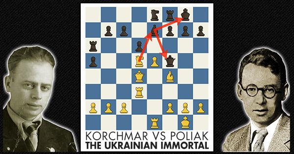 Ruy Lopez Steinitz Variation Korchmar Poliak Chess Lesson