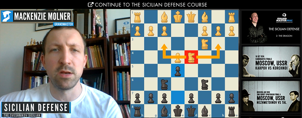 Sicilian Defense Online Chess Course And Free Chess Lessons