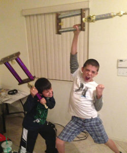 Kids Celebrate After Chess Championship
