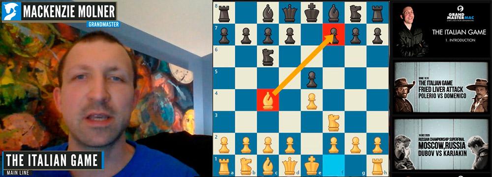 Online Chess Coaching - Grandmaster Chess Lessons
