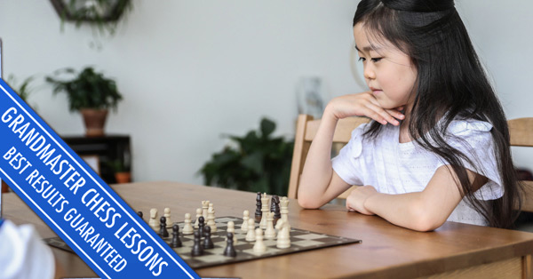 Online Chess Coaching And Chess Lessons Banner