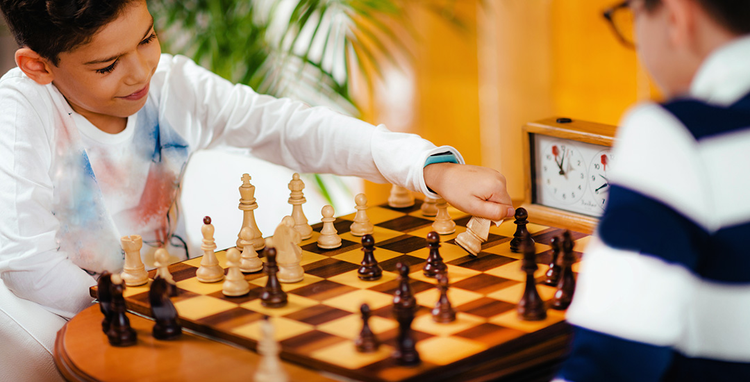 Learning And Teaching Chess