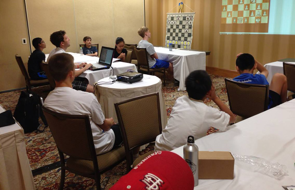 Teaching Ches As A School Program