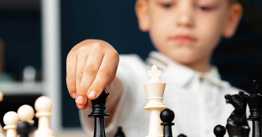 Learning Chess At A Young Age